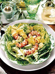 Lobster-Avocado Salad