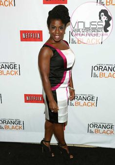 Uzo Aduba Orange New Black Premieres NYC