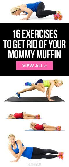 Shrink Your Muffin Top With These 16 Moves