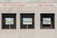 Galerie auf Zeit: Kunstfenster Gensbaur - Diessen