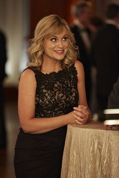 Amy Poehler on Parks and Rec