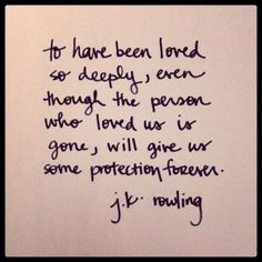 This quote makes me think of my grandma. It comforts me to think that even though she isn't here anymore, her spirit and her love are still with me, protecting me. Great Quotes, Quotes To Live By, Inspirational Quotes, Motivational Quotes, Fabulous Quotes, Super Quotes, Awesome Quotes, The Words, Love Deeply