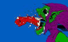 Green Goblin By Matt