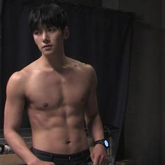Ha ji won dating ji chang wook shirtless