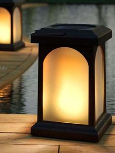 This beautifully designed solar powered crook lantern will add a traditional charm to any outdoor space. Featuring a stunning and unique TrueFlame flickering flame effect, this lantern is the perfect addition to your garden path, borders or flower beds. Solar Lanterns, Solar Lights, Traditional Lighting, Moving House, Beautiful Lights, Durham, Bruges, Garden Inspiration, Garden Ideas
