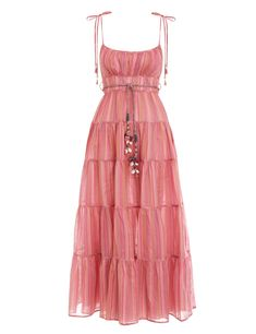 Resort Wear Dresses, Summer Dresses, Pretty Dresses, Beautiful Dresses, Mode Outfits, Look Cool, Dream Dress, Aesthetic Clothes, Dress To Impress