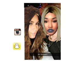 """""""Instagram Time/SnapChat Session: Concert time w/Breezy"""" by a-andm ❤ liked on Polyvore featuring Lime Crime"""