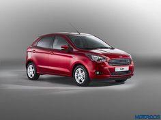 Europe's new Ford Ka+ is a rebooted Figo hatchback, prices start at £8,995 | Motoroids