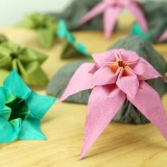 Ben Coleman has been coming up with lots of new ideas for paper folding enthusiasts.