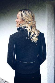 Frauen Jacken, Blazer & Mäntel - Trachten Jacken Mirabell Plummer Blazer, Hoodies, Classic, Sweaters, Fashion, Contrast Color, Jackets, Woman, Derby