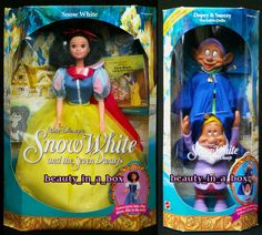 Sneezy and Dopey. and 2 Stackable Dwarfs. From Disney's Classics Collections. Snow White. Boxes are in excellent condition with light wears. Local Pick Up can be arranged. We have more. | eBay!