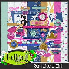 Run Like a Girl Kit
