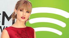 Taylor Swift vuelve a Spotify