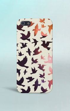 Galaxy x Birds Case for iPhone 6 6 Plus iPhone 5 5s