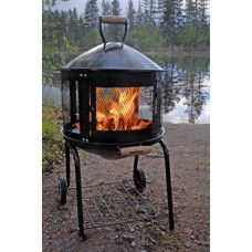 Ulkotuli LUCIFER Barbecue, Stove, Home Appliances, Wood, Gardens, Pools, Gaming, House Appliances, Barbacoa