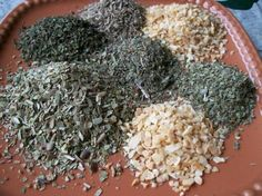 All Purpose Greek Seasoning from Food.com:   								I love this seasoning for skewered meat whether its lamb, chicken, or beef.  Its also delicious on air popped pop corn and mixed with olive oil and balsamic vinegar to make a fantastic salad dressing.  Cook time is the time to put the spice mix in the jar.