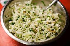 Рецепт зеленого салата с оливками Restoran.ru