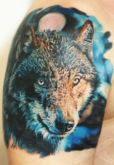 Realistic Animal Tattoo by Dmitriy Urban | Tattoo No. 11908