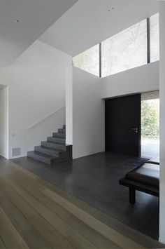 Entry hall by Belgian interior architects Daskal & Laperre  Threshold