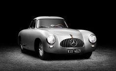 1952 Mercedes Benz 300 SL (W 194 series)