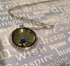 Down syndrome lockets - 10% of each purchase to Down Syndrome Diagnosis Network (DSDN).  Also have lockets for other causes on this site!