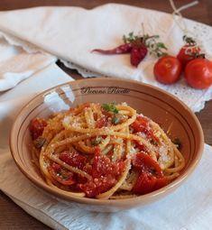 spaghetti alla san giuannid