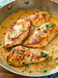 Felejtsd el a zsírtól csöpögő panírbundát! Tegyél egészséges vacsorát az asztalra! Ezt a gyorsan és könnyen elkészíthető isteni finoms...
