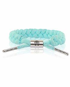 Rastaclat Tiffany Teal Wristband