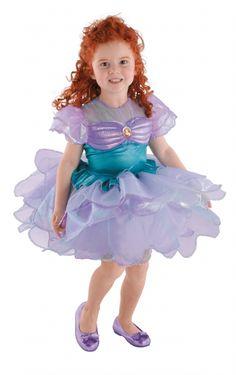 Ballerina Ariel Costume - Kids Costumes