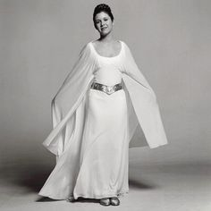 Star Wars: Fit for a Queen — CEREMONIAL GOWN A New Hope: For the formal award...