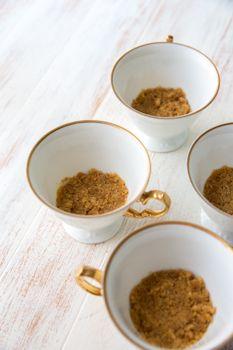 Kinuski-pannacotta | Reseptit | Kinuskikissa Dog Food Recipes, Cereal, Breakfast, Breakfast Cafe, Dog Recipes