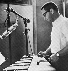 Cal Tjader. He will mean nothing to you now, but he gave me an intro to Latin jazz and the vibes in the 1960s.
