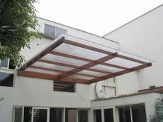 1000 images about madera on pinterest pergolas - Techos para porches ...