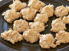 Alton Brown's Toasty Coconut Macaroons #12DaysOfCookies