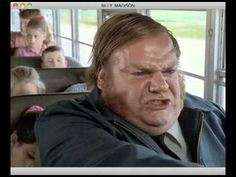 """Billy Madison - The bus driver on their """"precious"""" field trip Bus Humor, Billy Madison, Funny Comedians, Funny Jokes, Hilarious, School Bus Driver, Christian Humor, Adam Sandler, Film Music Books"""