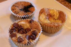 Pancake Muffins (Puffins)