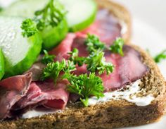 Health Meal Options: 7 Lunch Ideas + 7 Snacks [note: these meals are great ideas for controlling blood sugar.] #healthy