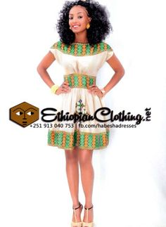 Buy ehtiopian cultural clothing Ethiopian Clothing at a very reasonable price. African Wear, African Women, African Dress, African Fashion, Ethiopian Wedding Dress, Ethiopian Dress, Ethiopian Traditional Dress, Traditional Dresses, Jamaica Outfits