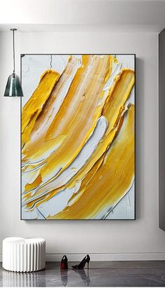 Handmade Oil Painting On Canvas Abstract Painting Pastel Crayon Art Am – parsleyral Abstract Canvas, Oil Painting On Canvas, Textured Painting, Diy Abstract Art, Modern Art Paintings, Acrylic Art Paintings, Painting Art, Portrait Paintings, Painting Lessons
