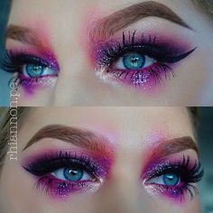 ★ Customer Spotlight ★  _____ LOVE seeing what SCM customers do with their pretties... ★ @Rhiannon.pe ★ created this sparklicious look with the help of @StarCrushedMinerals'#glitters in 'At Least I Pink So' and 'Back to the Fuchsia'. WOW!!! Check her original post for all the details!  We carry over ★270★ UNIQUE GLITTERS, 40+ highlighters, 50+ metallic eyeshadows and 19 eyelash styles to choose from! Stop by our website to see them all! Use code GLITTERMETHIS to get 50% off your entire…