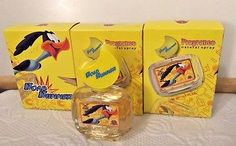 Road Runner Looney Tunes for Children 1.7 oz EDT Natural Spray - LOT OF 3 NIB