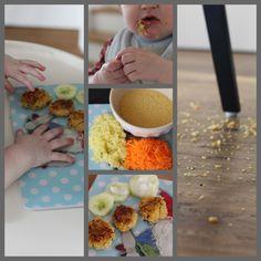 Gemüse-Couscous Boulette – Mein Mini-me