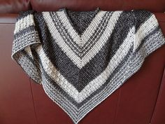Silvretta pattern by Sue Berg