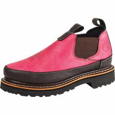 Georgia Women's Boots - *DCROCKY ROMEO PINK | Online Shopping for Farm & Ranch Equipment, Lawn & Garden Supplies, Pet Supplies and much more.