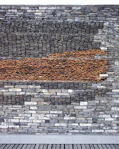 La obra de Wang Shu en Fotografías por Clemente Guillaume http://www.plataformaarquitectura.cl/