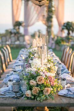 Unforgettable European Inspired Luxury Wedding Ideas