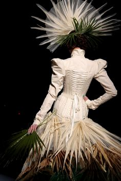 Jean Paul Gaultier Spring 2010