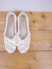SM2 SS2012 - lace shoes