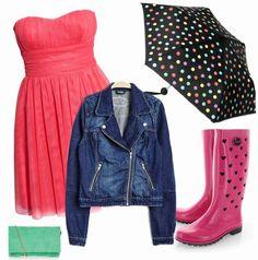 Diva móda - Do dažda s farbami | Diva.sk