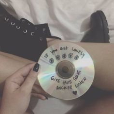 stuck on replay, a playlist by on Spotify Music Aesthetic, Quote Aesthetic, Cd Tumblr, Cute Gifts, Diy Gifts, Mix Cd, Cd Art, Mixtape, Boyfriend Gifts